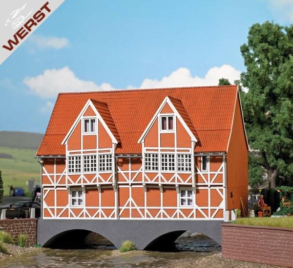 Holz Wismar